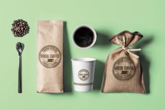 COFFEE GREEK